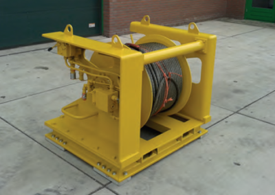 7 tons winches